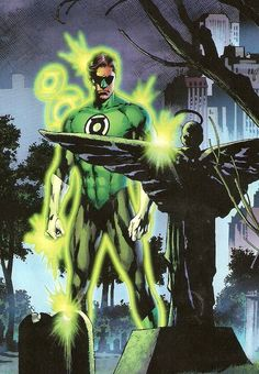 super-nerd:  Green Lantern by Ivan Reis