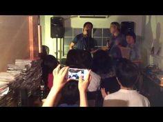 ほりゆうじ Yuji Hori - 毎日カレーでも構わない (I don't mind eating curry everyday) live at Quiet Holiday - YouTube