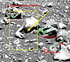 Mysterious Cube Anomaly Found on Mars, page 3 |Mars Unexplained Anomalies