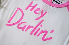 'Hey Darlin Top'  http://www.affordablychicboutique.com