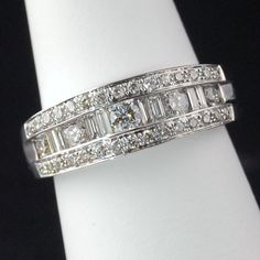 No Need For An Engagement Ring All In One Diamond Rings