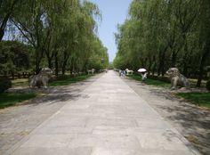 十三陵 Ming Tombs