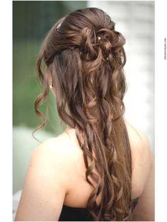 frisuren lange haare halboffen - http://www.promifrisuren.com/frisuren-2015/frisuren-lange-haare-halboffen-2/