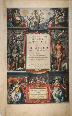 Ioannis Ianssonii Novus atlas, sive Theatrum orbis terrarum | Flickr - Photo Sharing!