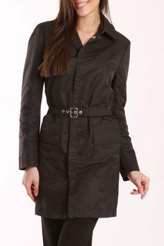 Y-3 By Adidas Ladies' Rue Rock Coat In Black