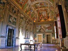 Palazzo Farnese - Roma, Italia