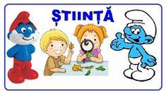 Lumea lui Scolarel...: Clasa strumfilor (materiale pentru decorarea sălii de clasă) Classroom Management, Montessori, Smurfs, Back To School, Origami, Diy And Crafts, Clip Art, Fictional Characters, Calendar