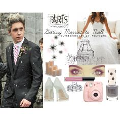 Getting Married To Niall. This is my polyvore account...please go follow and like my creations? For any requests, please comment: for an imagine: comment any celebrity and what you want to be doing with them/where you want to go with them. For an outfit...just comment a theme or color scheme. <3