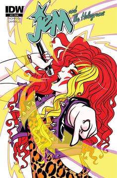 Jem and the Holograms  #12