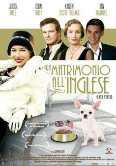 Un matrimonio all'inglese (Easy Virtue), scheda del film diretto da Stephan Elliott, con Jessica Biel e Ben Barnes, leggi la trama e la recensione, guarda il trailer, la locandina, e le foto, lascia un commento, scopri la data di uscita al cinema