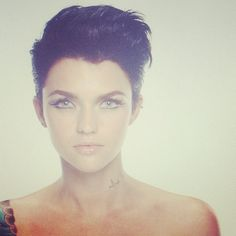 I would cut my hair like this if I went short