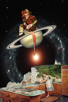 fome by Eugenia Loli #collage