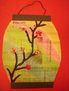 artsonia chinese new year dragon - Google Search