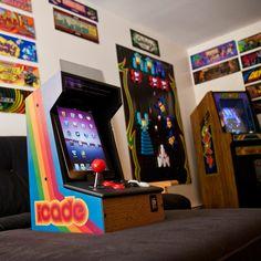 iCade iPad arcade