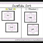 This tool provides 6 color coded game boards to practice sorting real and nonsense words. 6 different students can play at one time at a center. St...