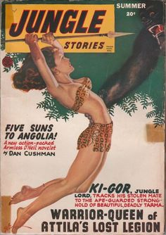 Jungle Stories, Summer 1947