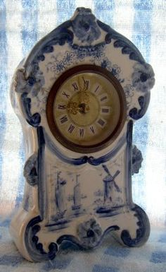 Delft Blue~ Sarah's Country Kitchen ~