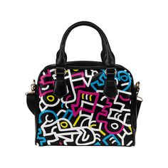 Mazed and Confused Shoulder Handbag (Model Mochila Nike, Shoulder Handbags, Confused, Tote Bags, Purses And Bags, Phone Cases, Model, Accessories, Fashion