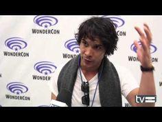 Bob Morley - The 100 (CW) Interview - YouTube | Wondercon 2014