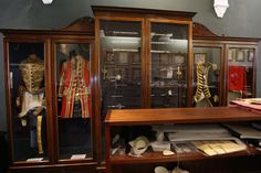 Display in Henry Poole & Co, Savile Row. Pic AP/San Tang