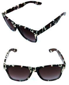 93138316341e Men s Women s Camo camouflage Sunglasses Horn Rimmed Frame Fishing Hunting  Retro  Unbranded  Wayfarer Women s