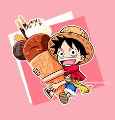 Luffy Say no to food😁