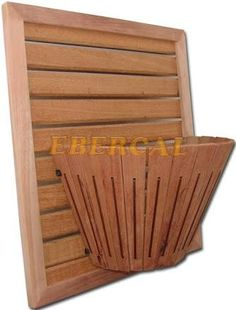 Resultado de imagem para como fazer cachepô de madeira