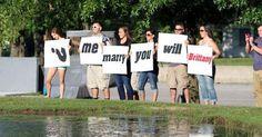 Foto Proposte di matrimonio terribili