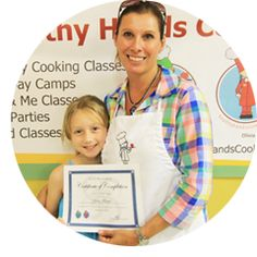It Started With a Spark: Meet Jan Pinnington from Healthy Hands Cooking and Learn How She Sets Goals #SelfEmployed #Goals #GoalSetting