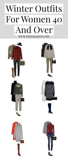"""Winter is here and you have even more options to be stylish in the colder weather. From the different layers, styles to textures; sometimes having too many options can leave you confused on what you actually need and pieces you'll actually wear. It's very easy to get caught up on buying things """"ju"""