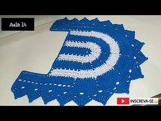 Aula14: tapete pé do vaso #jogodebanheirodecroche - YouTube The Creator, Kids Rugs, Youtube, Crochet Carpet, Green Mat, Crochet Hood, Bathroom Sets, Kid Friendly Rugs, Youtubers