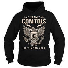 (Tshirt Amazing Choose) Team COMTOIS Lifetime Member Last Name Surname T-Shirt Discount Today Hoodies Tees Shirts