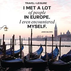 There are many reasons that Americans love #Europe—and it begins with an adventure.