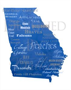 Sweet Georgia.... My Fav Place In The World!..... So Many Family Memories There! It's Our Tradition!