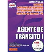 Apostila Digital Concurso CETTRANS / PR 2015 - Agente de Trânsito I