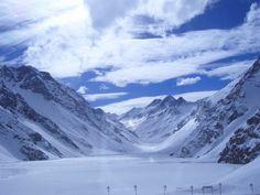 Portillo Ski Resort in Argentina