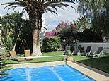 Holiday Villa in Costa del Silencio, Near Las Galletas, Tenerife, Canary Islands C4372
