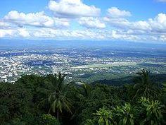 Blick auf Chiang Mai vom Doi Suthep aus ... a realy nice place ...