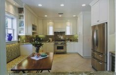 cabinets to ceiling that look nice and flush cabinet above refrigerator