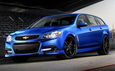 Chevrolet SS Performance 2014