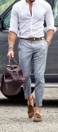 Nail the Business Attire for Men