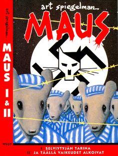 Natsit on kissoja, juutalaiset hiiriä. Taidokkaasti tehty tarina vie ja jossain vaiheessa unohtaa jopa lukevansa sarjakuvaa.