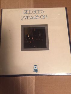cool Bee Gees 2 Years On Reel to Reel 4 Track 7 1/2 IPS SEALED ATCO M 353   Check more at http://harmonisproduction.com/bee-gees-2-years-on-reel-to-reel-4-track-7-12-ips-sealed-atco-m-353/