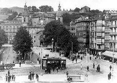 Bilbao, Plaza del Arenal 1.908