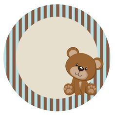 Bb Distintivos Baby Shower, Baby Shower Labels, Baptism Quotes Bible, Recuerdos Baby Shower Niña, Bar, Envelopes, Teddy Bear, Wallpaper, Projects