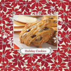 mini holiday cookbook