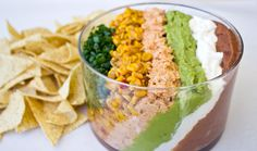 Five and a Half Layer Party Dip