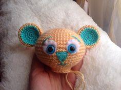 Начинаю нового Мишку  #amiguru #amigurumi #ручнаяработа #вязанныеигрушки #мишка #амигуруми #вяжутнетолькобабушки #крючок #игрушкикрючком #игрушкиназаказ #handmade by made_by_bonduelle