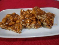 PÉ DE MOLEQUE COM LEITE CONDENSADO - Receitas Culinárias