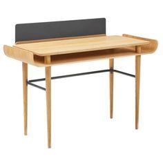 Pracovní stůl Tabanda Gapa 120 cm, šedý